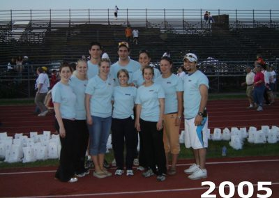 Relay for Life 2005