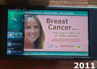 Team Shan Calgary Campus Health TV ad 2011