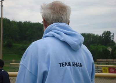 Team Shan sweatshirt - KCOOTP 2013