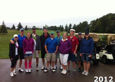 Group photo at Fore for Shan 2012
