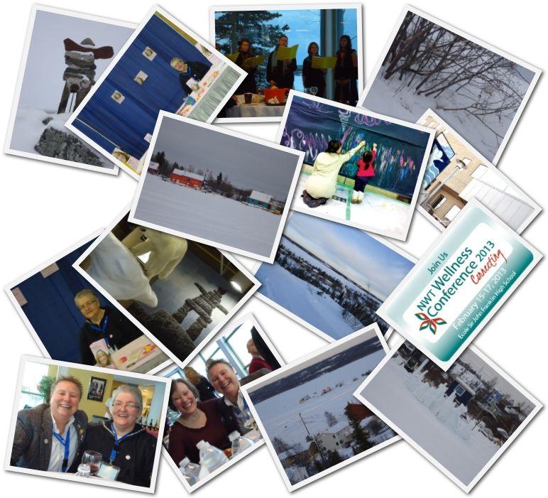 NWT Tour 2013 photo collage