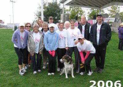 North Bay Run For the Cure 2006