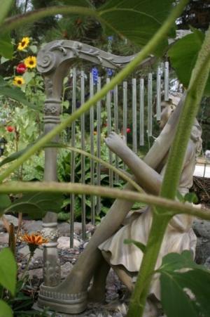 Pinanton Lake Shan's Garden BC 2