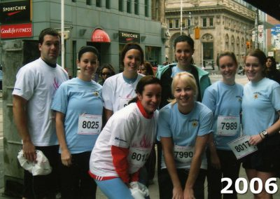 Run for a Cure 2006