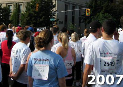 Run for a Cure 2007