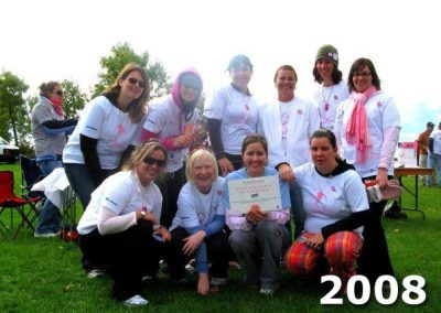 Run for a Cure North Bay 2008