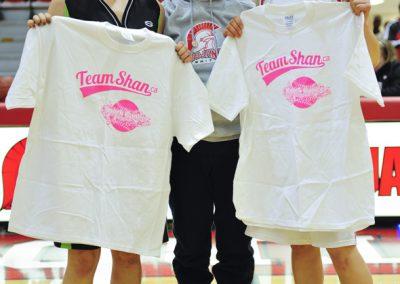 SAIT Trojans 2011 - Team Shan T-shirts