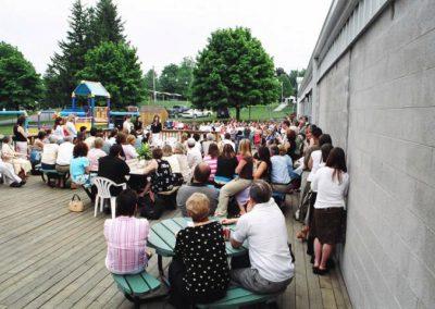 SAC at Shan's Celebration of Life