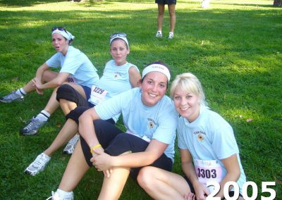 Run for a Cure 2005