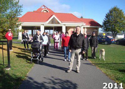 Temiskaming Fun Walk 2011