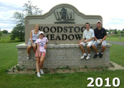 Woodstock Meadows Fore for Shan 2010