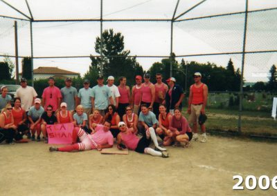 Ball teams at KCOOTP 2006