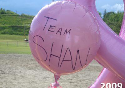Pink balloons at KCOOTP 2009