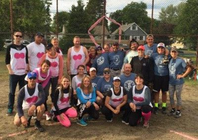 Group Photo - Knock Cancer Out of the Park