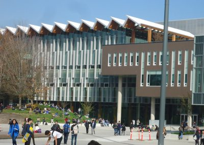 University of British Columbia (UBC) Campuus