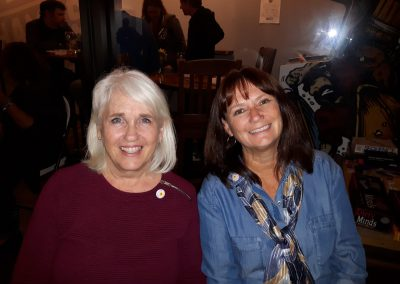 Mary Anne & Wilma at Team Shan's 10th Anniversary Celebration