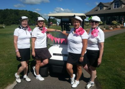 Fore for Shan Lady golfers