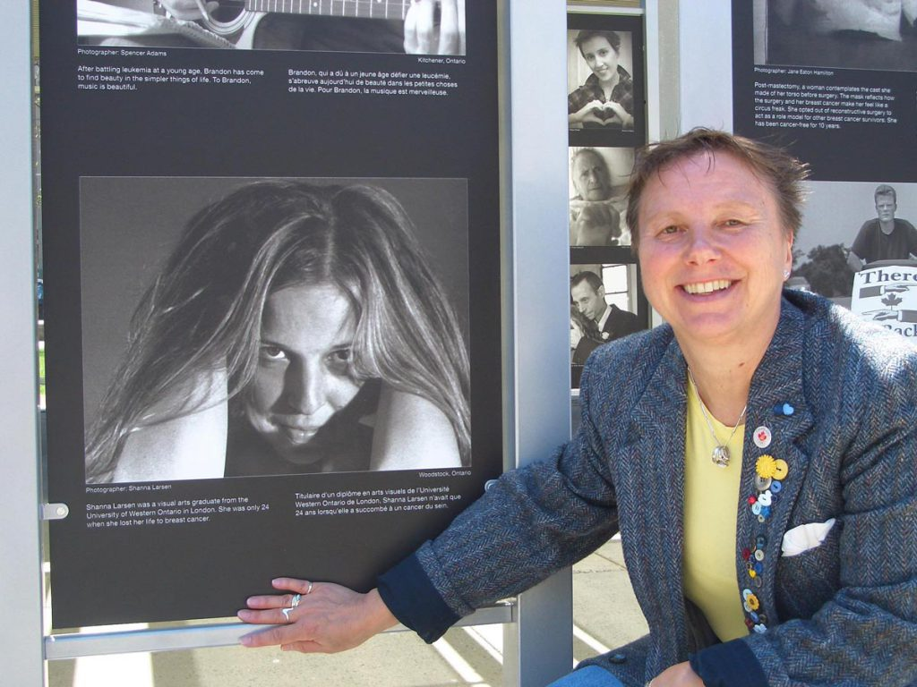 Lorna Larsen with Shanna Model Pics