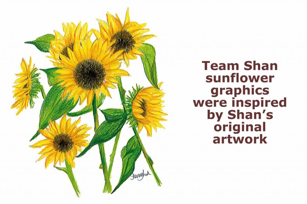 Shan's Sunflowers