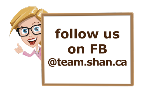 Follow us Facebook Shanimation