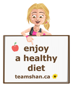 Enjoy A Healthy Diet Shanimation